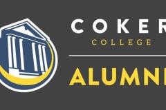 Coker Alumni Sign