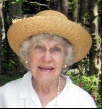 Mary Coker Joslin