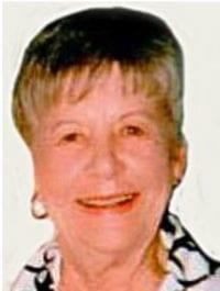 Betty Anne Moore Pfaff
