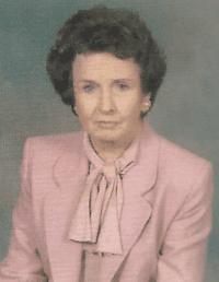 Helen McFadden Mixon
