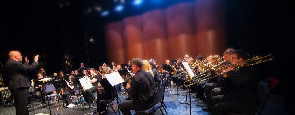 Coker Concert Band