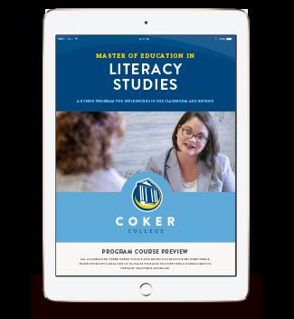MED in Literacy Studies - Program Preview