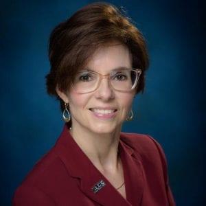 Dr. Natalie Harder Portrait